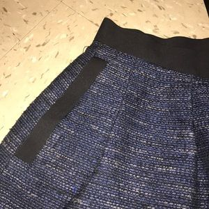 French Connection Textured Skirt